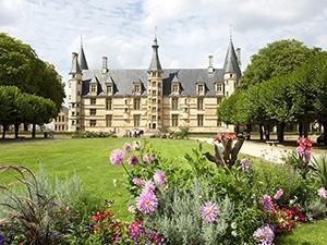 Palais Ducal Neversl_SM_Bourgogne Tourisme